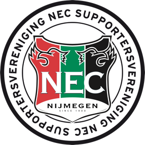 Supportersvereniging N.E.C. logo