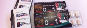 Thumbnail for Speciale Vitesse-NEC kauwgom te koop