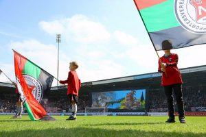Thumbnail for SV bestuur boycot Jong Ajax – NEC
