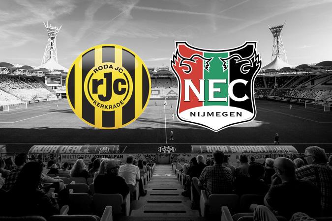 Afbeelding voor Met korting naar Roda JC-NEC