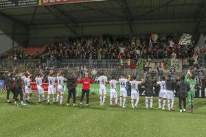 Thumbnail for SV Uitwedstrijden Collectief: 10 euro korting bij uitwedstrijden naar FC Den Bosch en FC Twente