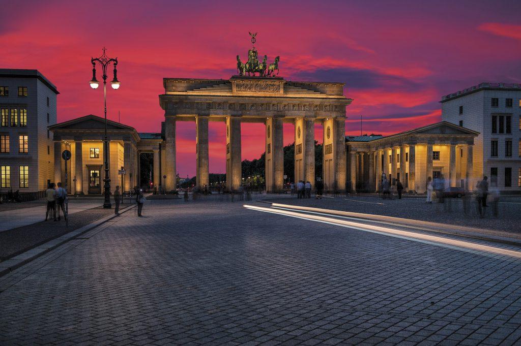 Afbeelding voor Met SV NEC op weg naar Berlijn