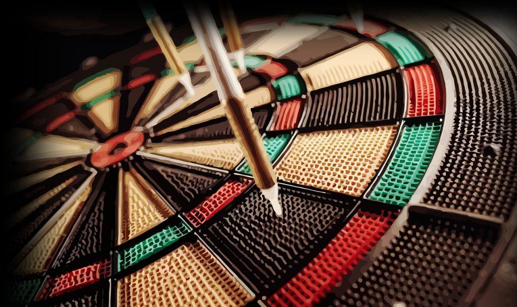 Afbeelding voor SV organiseert eerste darttoernooi
