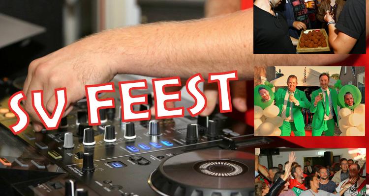 Afbeelding voor SV organiseert feest op vrijdag 12 april