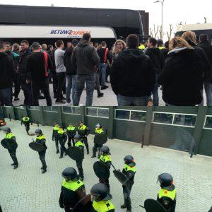 Thumbnail for Maastricht: Voetbalsupporters zijn vogelvrij