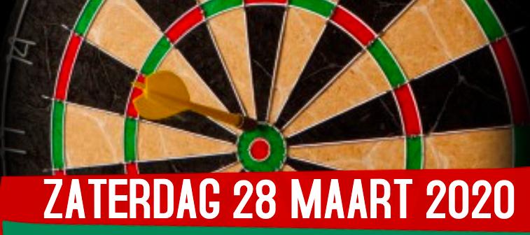 Afbeelding voor SV organiseert darttoernooi op 28 maart