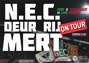 Thumbnail for N.E.C. Deur Rij Mert On Tour!