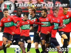 Thumbnail for Talent van het Jaar 2020-2021