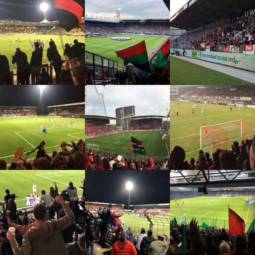 Afbeelding voor SV gaat voor volle uitvakken in Eredivisie